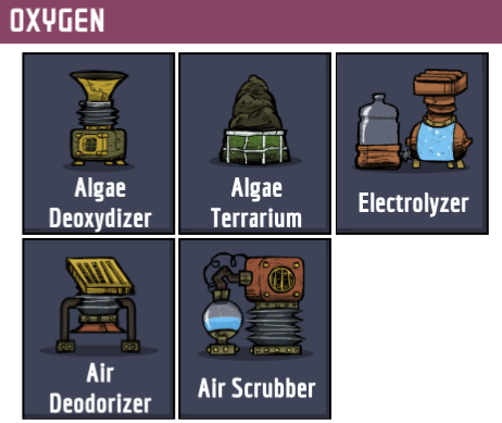 oxygen oxygen not included