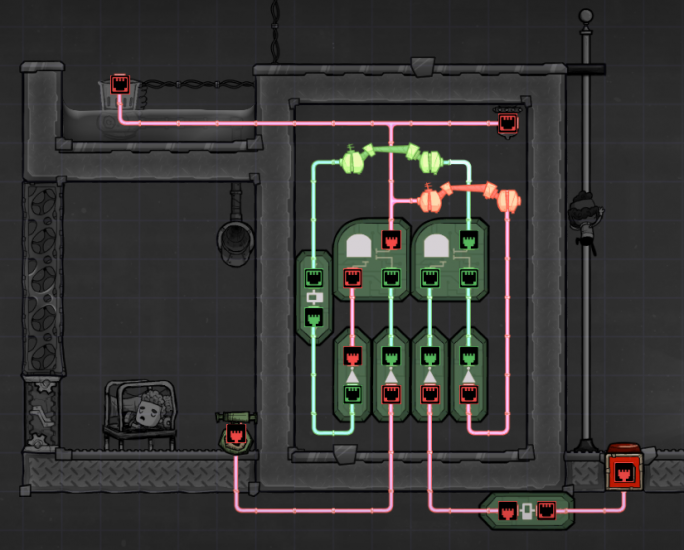 Automation Upgrade Oxygen Not Included скачать
