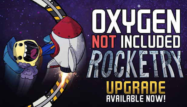 Oxygen Not Included Cosmic Upgrade